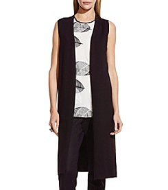 Vince Camuto® Long Sweater Vest