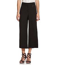 Vince Camuto® Zip Pocket Culottes
