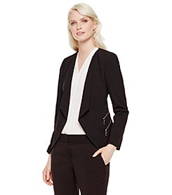 Vince Camuto® Drape Front Jacket