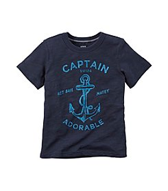 Carter's® Baby Boys' Captain Adorable T-Shirt