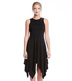Karen Kane® Angled Hem Dress