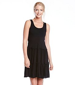 Karen Kane® Tiered Dress