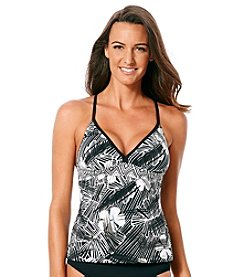 Jag Sport® Flamingo Bay Tankini Top