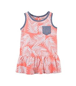 Carter's® Baby Girls' 12-24 Month Orange Ruffle Tunic