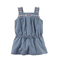 Carter's® Baby Girls' 12-24 Month Chambray Tunic