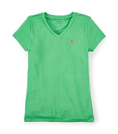 Ralph Lauren Childrenswear Girls' 7-16 Modal Top