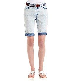 Bandolino® Riley Denim Bermuda Shorts