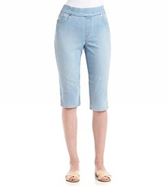 Gloria Vanderbilt® Avery Pull On Skimmer Capris