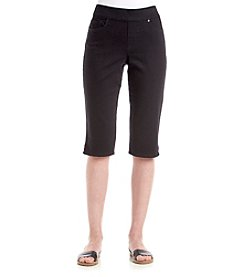 Gloria Vanderbilt® Avery Pull-On Skimmer Capris