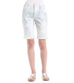Gloria Vanderbilt® Amanda Bermuda Shorts