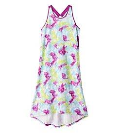Miss Attitude Girls' 7-16 Tie Dye Dress
