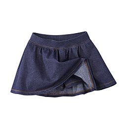 mix&MATCH Girls' 2T-6X Denim Scooter Skort