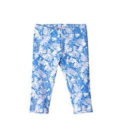Mix & Match Girls' 2T-6X Tie Dye Capri Leggings