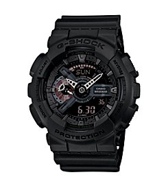 G-Shock® Men's Military Black Watch