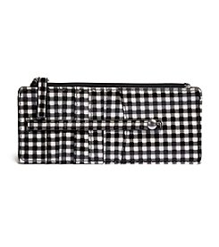 Relativity® Gingham Slim Organizer