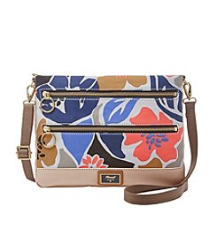 Fossil® Top Zip Passport Crossbody