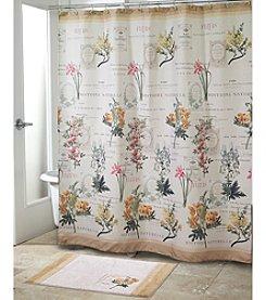 Avanti® Alana Shower Curtain or Bath Rug