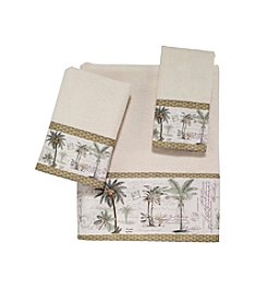 Avanti® Colony Palm Towel Collection