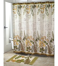 Avanti® Foliage Garden Shower Curtain or Bath Rug
