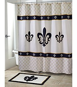 Avanti® Luxembourg Shower Curtain or Bath Rug