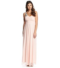 My Michelle® One Shoulder Gown