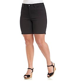 Celebrity Pink Plus Size Bermuda Shorts