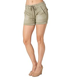 Silver Jeans Co. Suki Mid Rise Denim Shorts