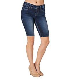 Silver Jeans Co. Suki Mid Rise Bermuda