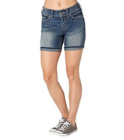 Silver Jeans Co. Suki Mid Rise Shorts