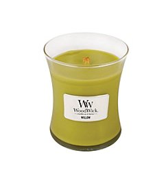 WoodWick® Medium Hourglass Willow Candle