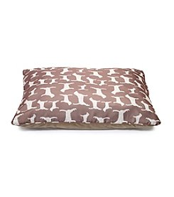 John Bartlett Pet Tan Dogs Large Pet Bed