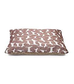 John Bartlett Pet Tan Dogs Large Pet Bed