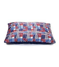 John Bartlett Pet Americana Large Pet Bed