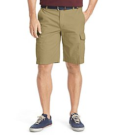 Izod® Men's Flat Front Cargo Shorts