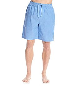 John Bartlett Statements Men's Woven Pajama Shorts