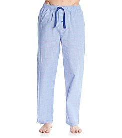 John Bartlett Statements Men's Patterned Woven Pajama Pants