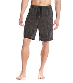 John Bartlett Statements Men's Printed Knit Sleepwear Shorts