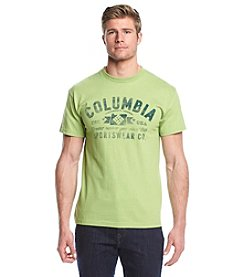 Columbia Men's Arch Short Sleeve Tee