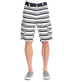 Lazer™ Men's Twill Cargo Shorts