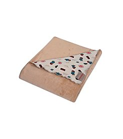 Trend Lab Paddington Bear™ Minky Knit Velvet Baby Blanket