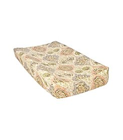 Trend Lab Waverly® Rosewater Glam Damask Changing Pad Cover