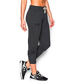 Under Armour® French Terry Jogger
