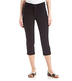 NYDJ® Five Pockets Jean Cropped Pants