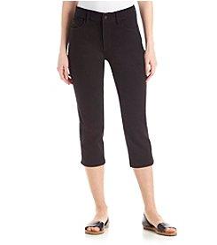 NYDJ® Five Pockets Jean Cropped Pants