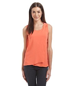 Chelsea & Theodore® Scoop Neck Tank Top