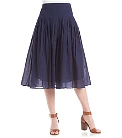 Chelsea & Theodore® Pleated Skirt