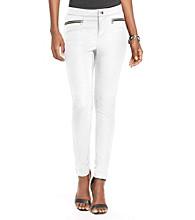 Lauren Ralph Lauren® Zip Pocket Skinny Pants