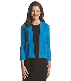 Kasper® Shrug Cardigan