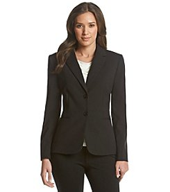 Tahari ASL® Notch Collar Jacket
