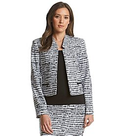 Calvin Klein Abstract Print Jacket